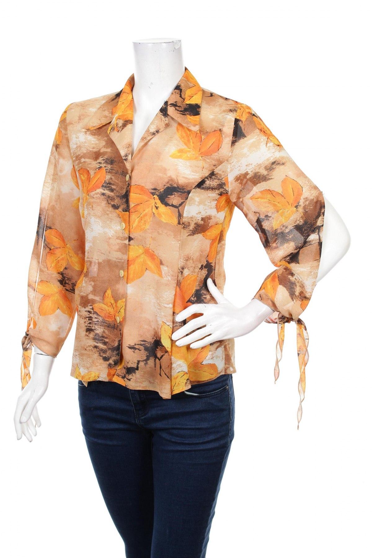 Γυναικείο πουκάμισο Moira, Μέγεθος M, Χρώμα Πολύχρωμο, Τιμή 15,98€