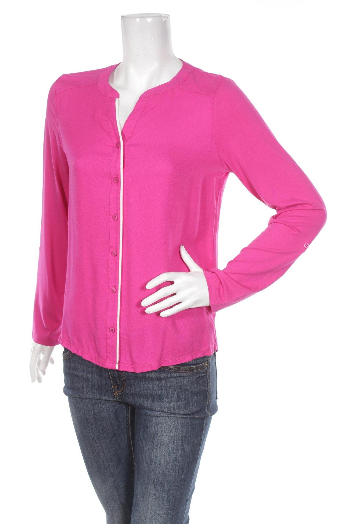 Γυναικείο πουκάμισο Street One, Μέγεθος M, Χρώμα Ρόζ , Τιμή 14,07€