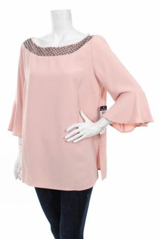 Γυναικεία μπλούζα Vera Mont, Μέγεθος XL, Χρώμα Ρόζ , Πολυεστέρας, Τιμή 38,04€