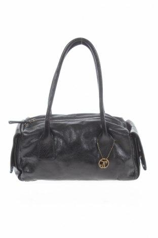 Γυναικεία τσάντα Coccinelle, Χρώμα Μαύρο, Γνήσιο δέρμα, Τιμή 37,35€