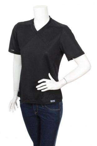 Дамска тениска Odlo, Размер L, Цвят Черен, Полиестер, Цена 4,20лв.