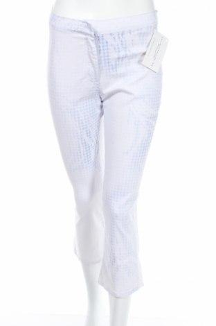 Дамски панталон PLOUMANAC'H, Размер XS, Цвят Бял, 75% памук, 23% полиестер, 2% еластан, Цена 9,30лв.
