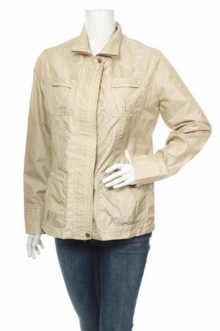 Дамско яке, Размер M, Цвят Бежов, 40% полиестер, 60% полиамид, Цена 10,92лв.