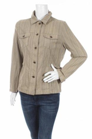 Дамско яке Bonita, Размер M, Цвят Бежов, 97% памук, 3% еластан, Цена 7,82лв.