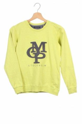 Детска блуза Marc O'polo, Размер 10-11y/ 146-152 см, Цвят Зелен, Памук, Цена 37,05лв.