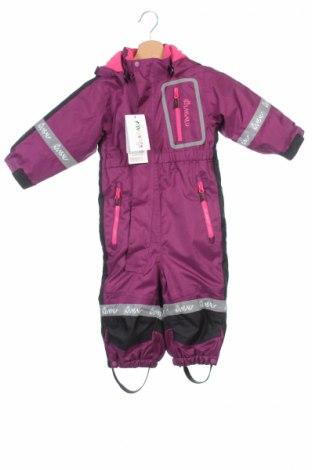 Детски гащеризон за зимни спортове Hulabalu