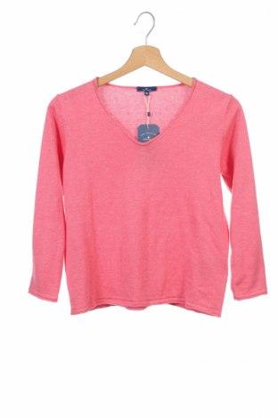 Детски пуловер Tom Tailor, Размер 14-15y/ 168-170 см, Цвят Розов, 60% памук, 40% вискоза, Цена 27,95лв.