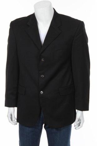 Мъжко сако Anson`s, Размер L, Цвят Черен, 100% вълна, Цена 8,32лв.