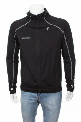 Мъжко спортно горнище Twentyfour, Размер L, Цвят Черен, 92% полиестер, 8% еластан, Цена 11,20лв.