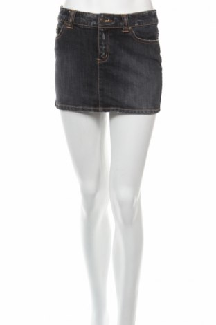 Пола Miss Selfridge, Размер XS, Цвят Син, 99% памук, 1% еластан, Цена 5,20лв.