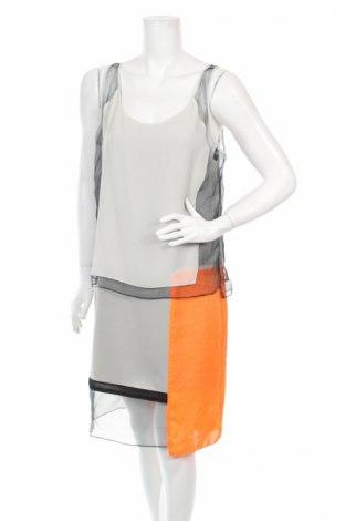 Šaty  Helmut Lang, Veľkosť L, Farba Viacfarebná, Polyester, Cena  52,54€