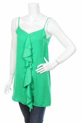 Туника Zara, Размер S, Цвят Зелен, Цена 6,50лв.
