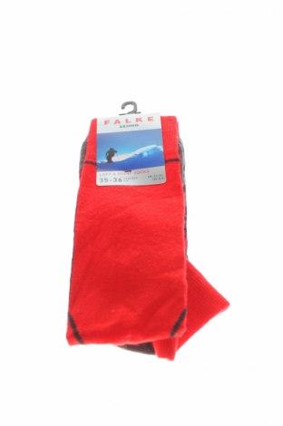 Чорапи Falke, Размер S, Цвят Многоцветен, 45% акрил, 36% вълна, 19% полиамид, Цена 15,84лв.