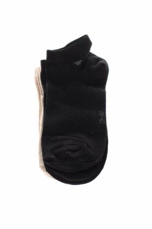 Чорапи Tom Tailor, Размер M, Цвят Бежов, Цена 20,88лв.
