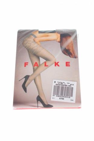 punčochače Falke, Rozměr M, Barva Černá, 88% polyamide, 12% elastan, Cena  384,00Kč