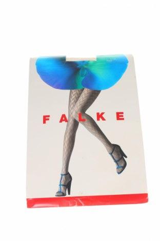 Чорапогащи Falke, Размер S, Цвят Черен, 95% полиамид, 5% еластан, Цена 25,20лв.