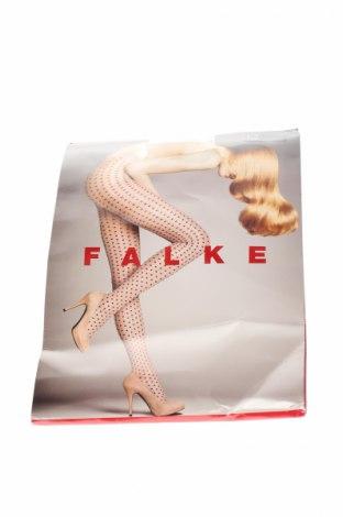 Чорапогащи Falke, Размер S, Цвят Розов, 82% полиамид, 18% еластан, Цена 27,36лв.