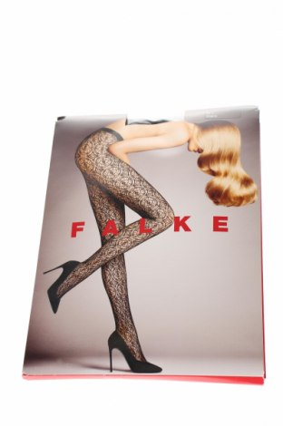 Чорапогащи Falke, Размер L, Цвят Черен, 80% полиамид, 20% еластан, Цена 29,52лв.