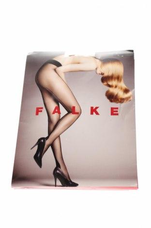 Чорапогащи Falke, Размер S, Цвят Бежов, 79% полиамид, 21% еластан, Цена 39,00лв.