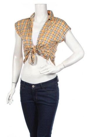Дамска блуза Almost Famous, Размер M, Цвят Многоцветен, 100% полиестер, Цена 3,68лв.
