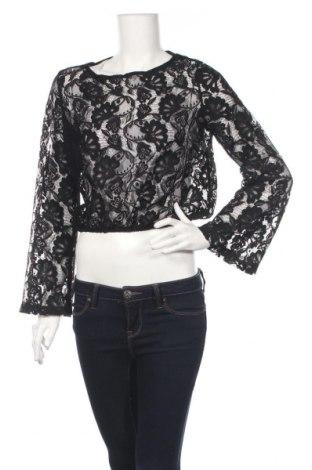 Дамска блуза Anel, Размер M, Цвят Черен, Цена 4,73лв.