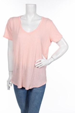 Дамска блуза Ardene, Размер L, Цвят Розов, 99% полиестер, 1% еластан, Цена 4,20лв.