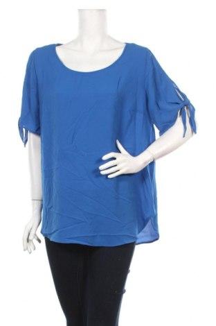 Bluză de femei Avella, Mărime XL, Culoare Albastru, Poliester, elastan, Preț 32,82 Lei