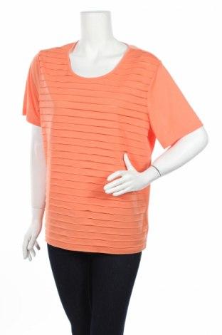 Γυναικεία μπλούζα Canda, Μέγεθος L, Χρώμα Πορτοκαλί, Τιμή 2,76€