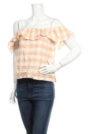 Γυναικεία μπλούζα Club Monaco, Μέγεθος M, Χρώμα Ρόζ , 72% βαμβάκι, 28% ελαστάνη, Τιμή 23,45€