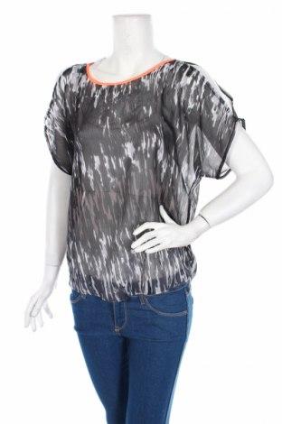 Дамска блуза Express, Размер S, Цвят Черен, Полиестер, Цена 6,00лв.