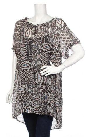 Bluză de femei Expression, Mărime 4XL, Culoare Multicolor, Poliester, Preț 49,24 Lei