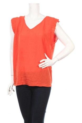 Γυναικεία μπλούζα Katies, Μέγεθος XL, Χρώμα Πορτοκαλί, Πολυεστέρας, Τιμή 2,44€