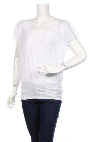 Γυναικεία μπλούζα Madonna, Μέγεθος M, Χρώμα Λευκό, 95% βισκόζη, 5% ελαστάνη, Τιμή 9,94€