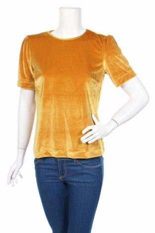 Γυναικεία μπλούζα More & More, Μέγεθος S, Χρώμα Κίτρινο, Τιμή 14,65€