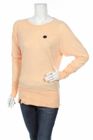 Дамска блуза Naketano, Размер S, Цвят Оранжев, 50% памук, 50% полиестер, Цена 41,40лв.