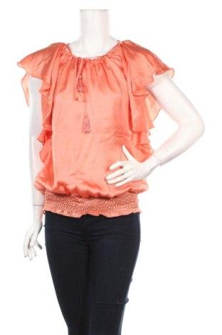 Γυναικεία μπλούζα No Excuse, Μέγεθος M, Χρώμα Πορτοκαλί, Πολυεστέρας, Τιμή 2,92€