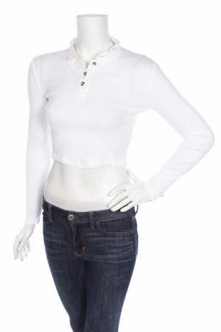 Дамска блуза Topshop, Размер XS, Цвят Бял, Памук, Цена 27,00лв.