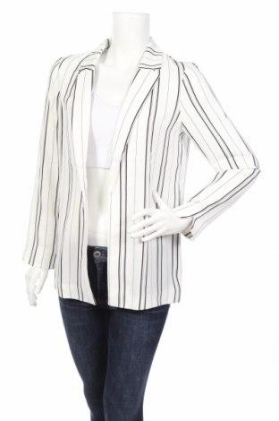Дамска жилетка New Look, Размер M, Цвят Бял, Полиестер, Цена 40,32лв.