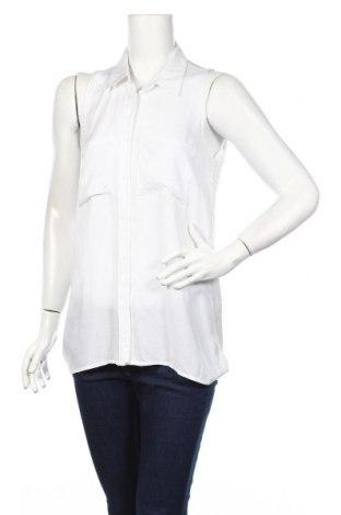 Дамска риза Ardene, Размер M, Цвят Бял, Вискоза, Цена 7,35лв.