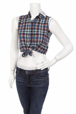 Дамска риза Bik Bok, Размер S, Цвят Многоцветен, Полиестер, Цена 7,06лв.