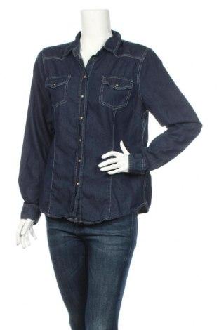 Dámská košile  Esmara, Rozměr XL, Barva Modrá, Bavlna, Cena  242,00Kč