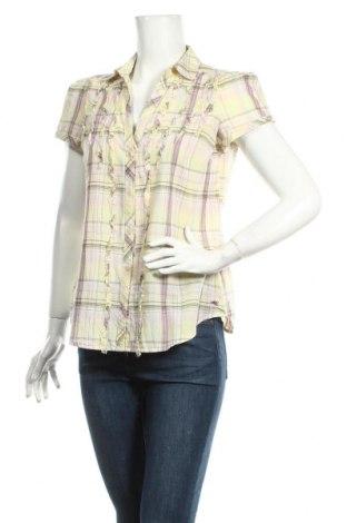 Дамска риза Espirit, Размер L, Цвят Многоцветен, Памук, Цена 5,14лв.