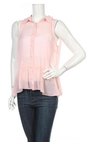 Дамска риза Hot Options, Размер XL, Цвят Розов, Полиестер, Цена 4,46лв.