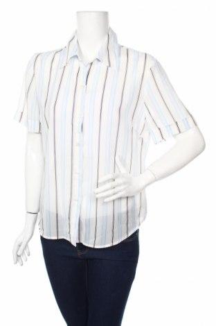 Γυναικείο πουκάμισο Liz Jordan, Μέγεθος M, Χρώμα Πολύχρωμο, 100% πολυεστέρας, Τιμή 2,73€