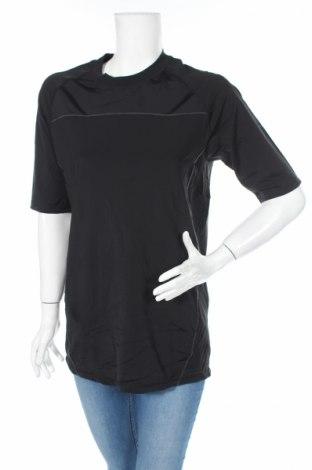 Tricou de femei Sports, Mărime XL, Culoare Negru, Poliamidă, elastan, Preț 25,37 Lei