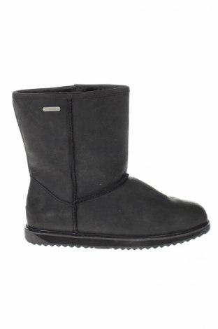 Γυναικείες μπότες EMU Australia, Μέγεθος 40, Χρώμα Γκρί, Γνήσιο δέρμα, Τιμή 66,20€