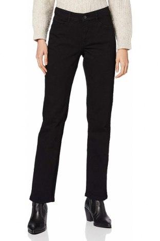Blugi de femei Mac, Mărime XL, Culoare Negru, 98% bumbac, 2% elastan, Preț 118,03 Lei