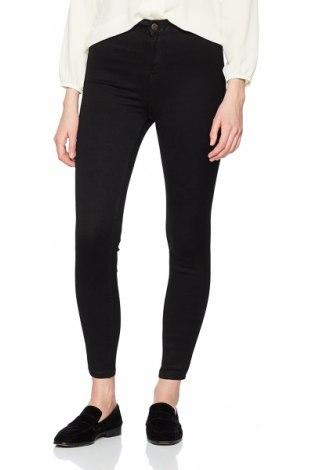 Дамски дънки New Look, Размер S, Цвят Черен, 75% памук, 22% полиестер, 3% еластан, Цена 44,64лв.