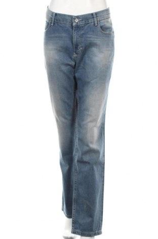 Dámské džíny  Pioneer, Rozměr XL, Barva Modrá, 98% bavlna, 2% elastan, Cena  720,00Kč