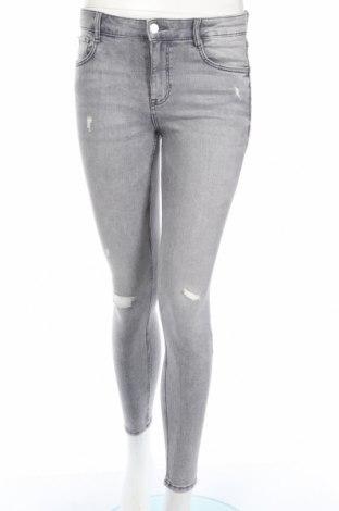 Blugi de femei Zara, Mărime XS, Culoare Gri, 91% bumbac, 9% elastan, Preț 106,11 Lei
